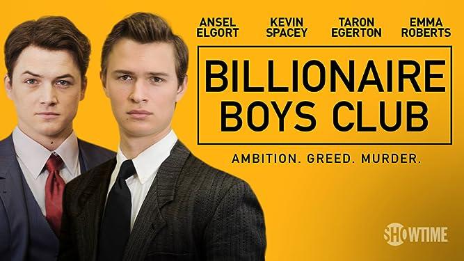 69d3abebc Amazon.com: Watch Billionaire Boys Club | Prime Video