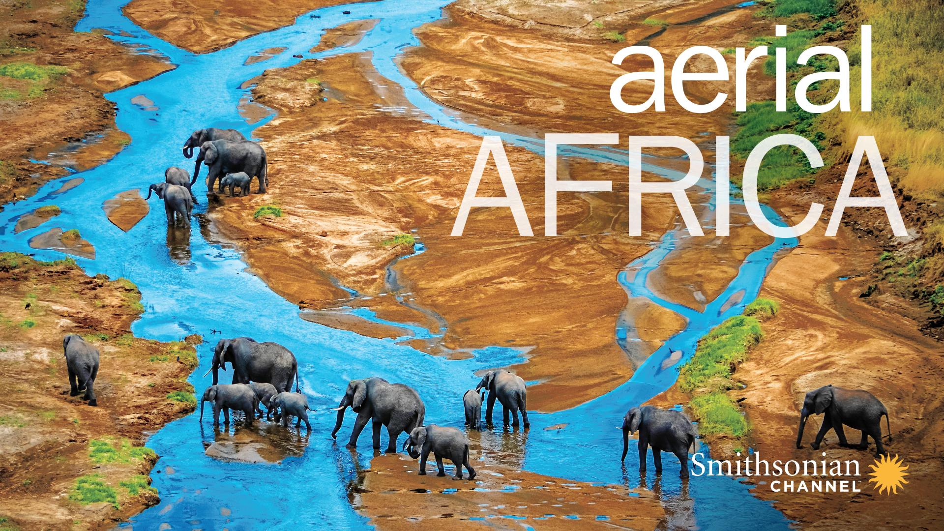 Aerial Africa - Season 1