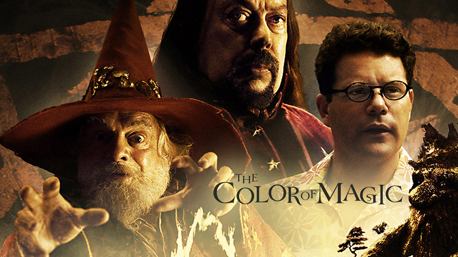 The Color of Magic Season 1