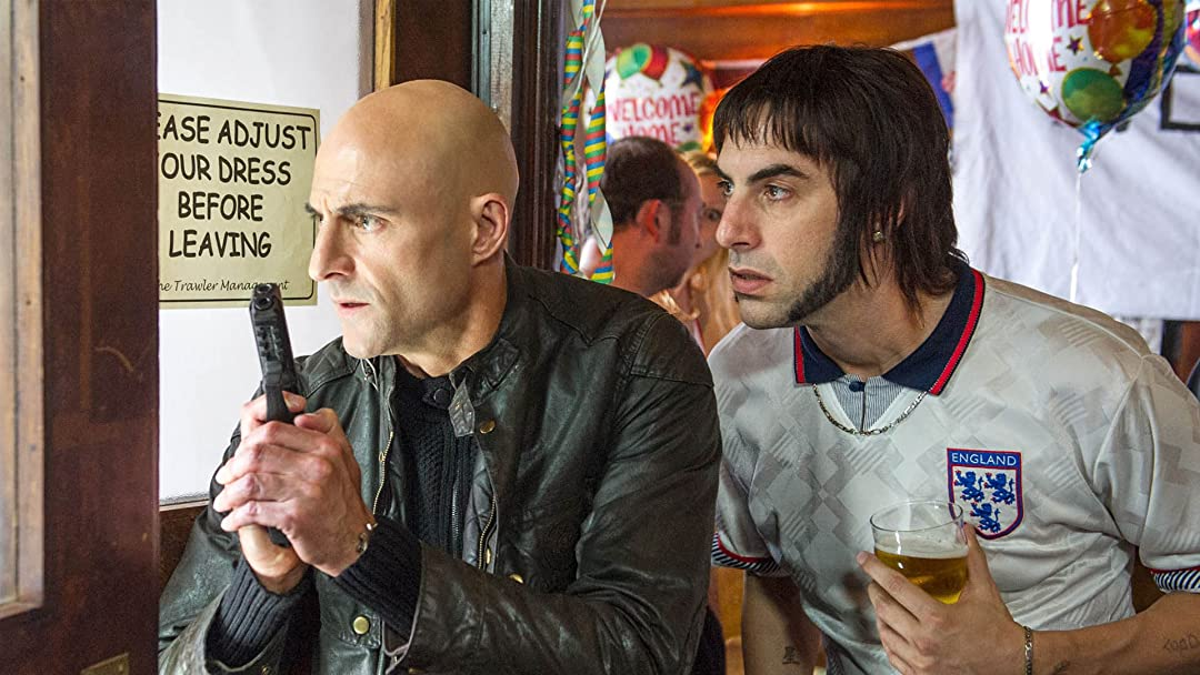 Image result for the brothers grimsby