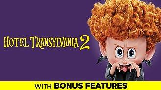 Hotel Transylvania 2 (Plus Bonus Content)