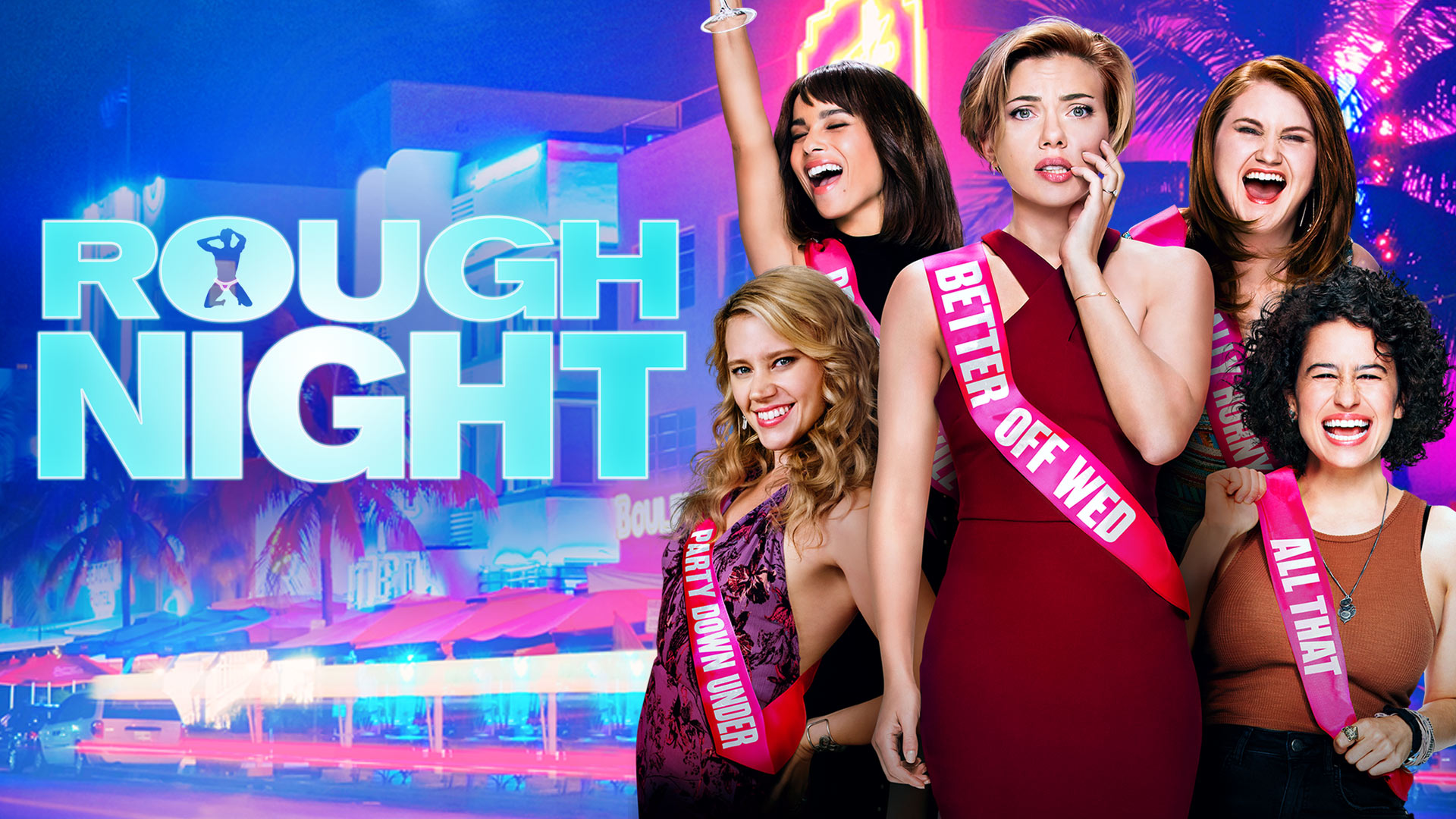 Rough Night (4K UHD)