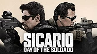 Watch Sicario Prime Video