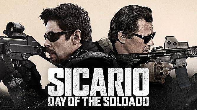 Sicario: Day Of The Soldado