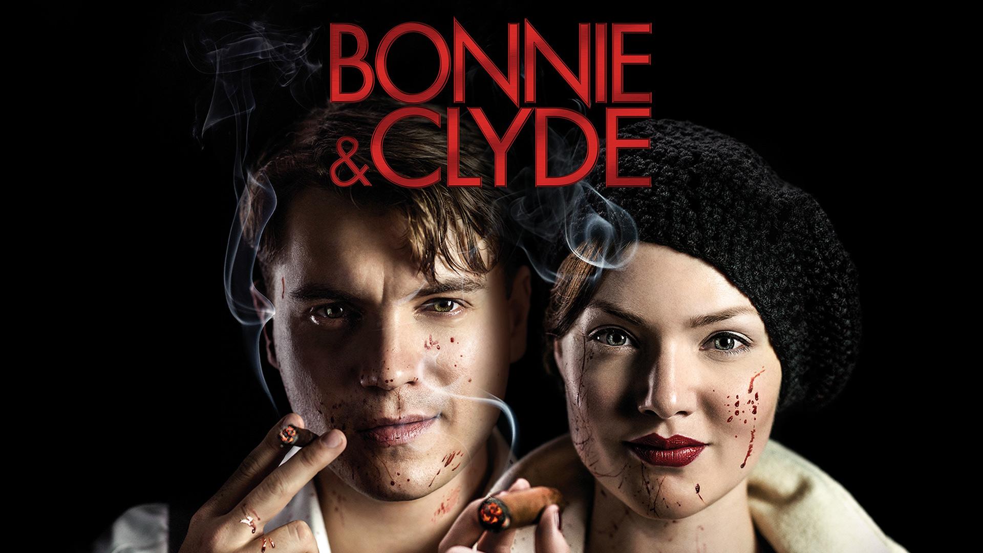 Bonnie & Clyde Season 1 (4K UHD)