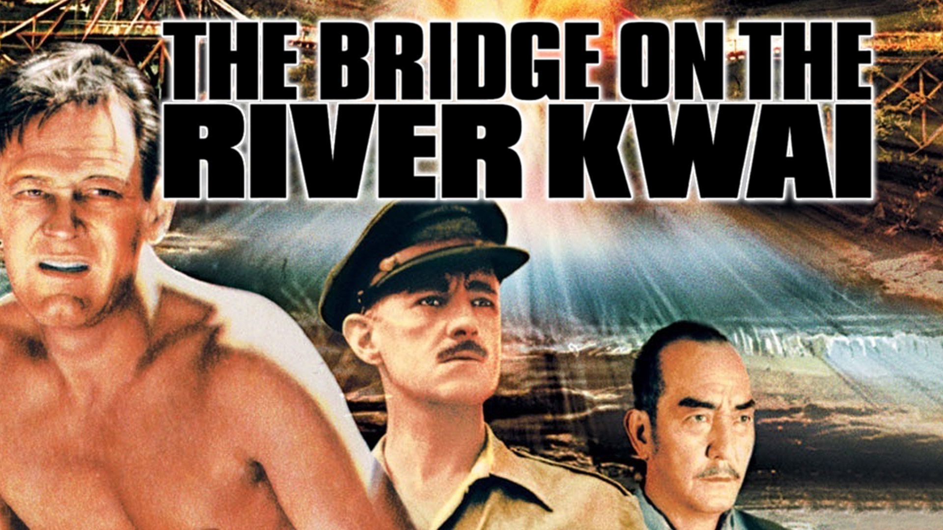 Bridge on the River Kwai (4K UHD)