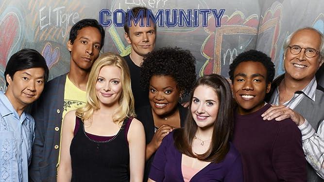 Watch Community Season 3 Prime Video