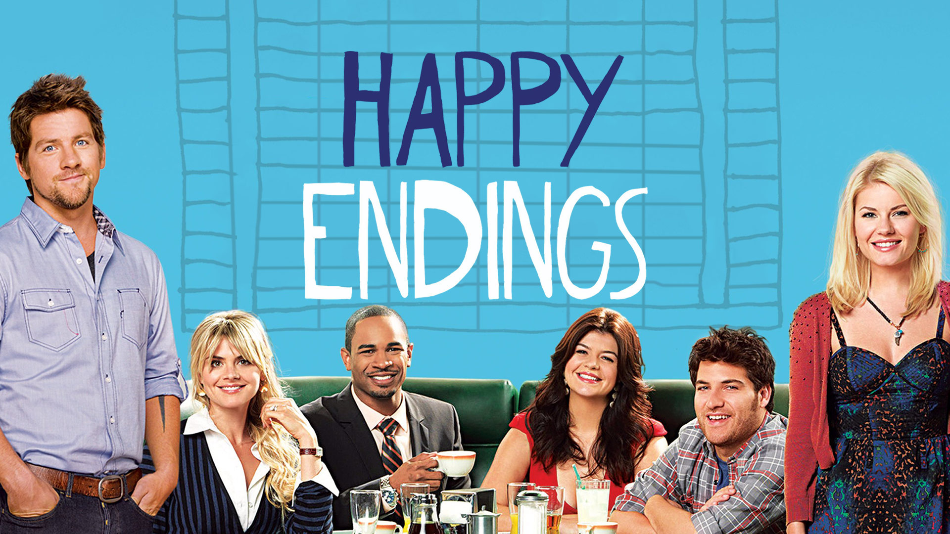 Happy Endings Season 1