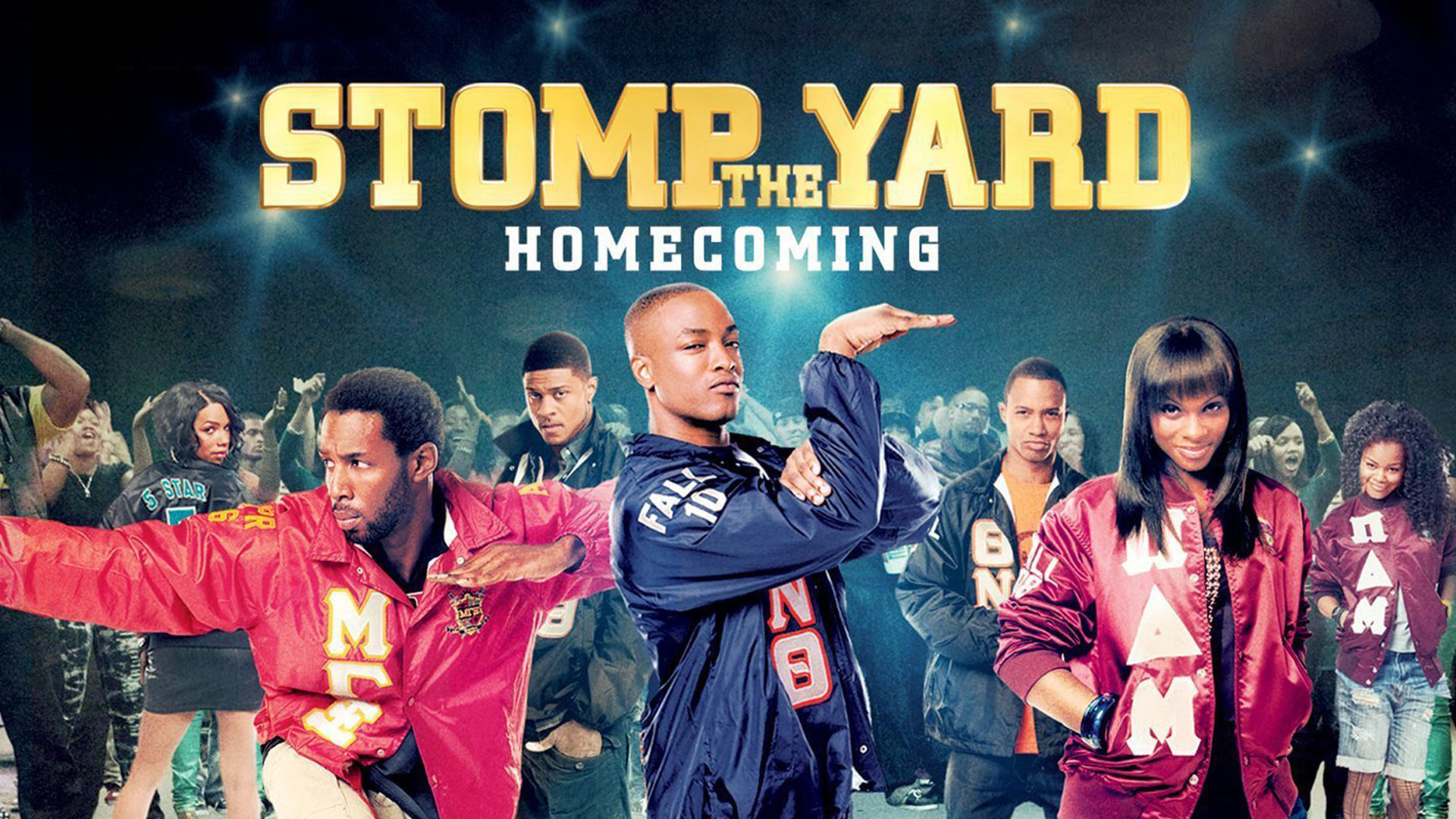 Watch Stomp The Yard Prime Video