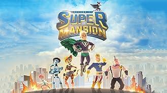 Supermansion - Season 01