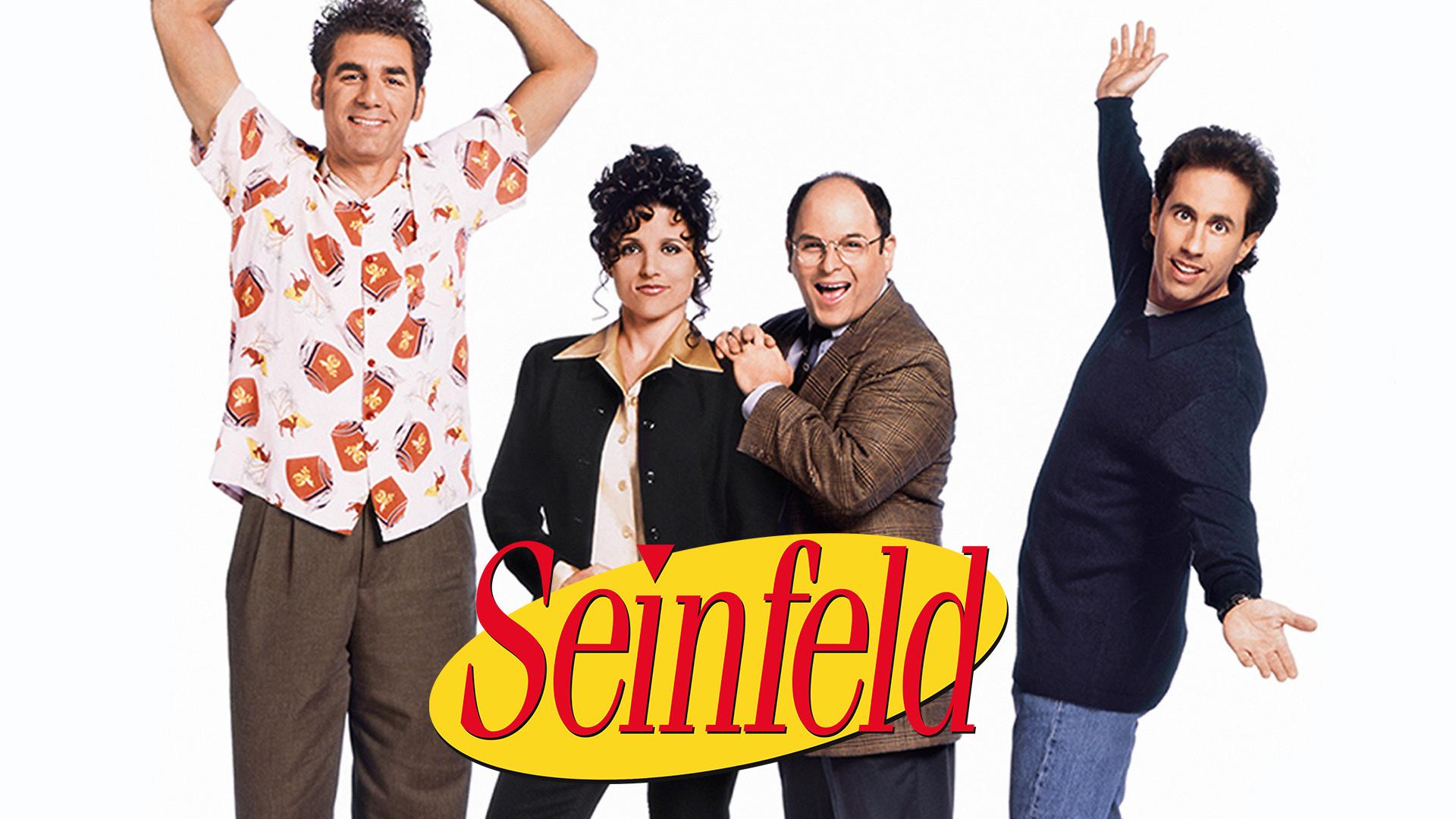Seinfeld Seasons 1 & 2