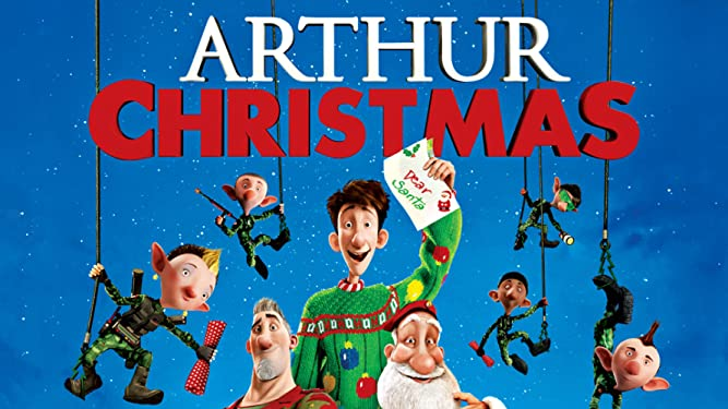 Arthur Christmas Brother.Amazon Com Watch Arthur Christmas Prime Video