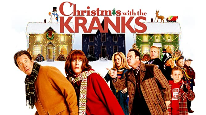 christmas with the kranks netflix christmas movies