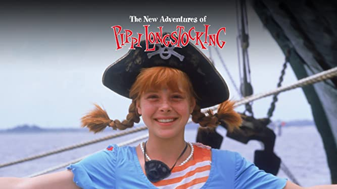 Watch The New Adventures Of Pippi Longstocking Prime Video