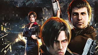 Amazon Com Watch Resident Evil Degeneration Prime Video