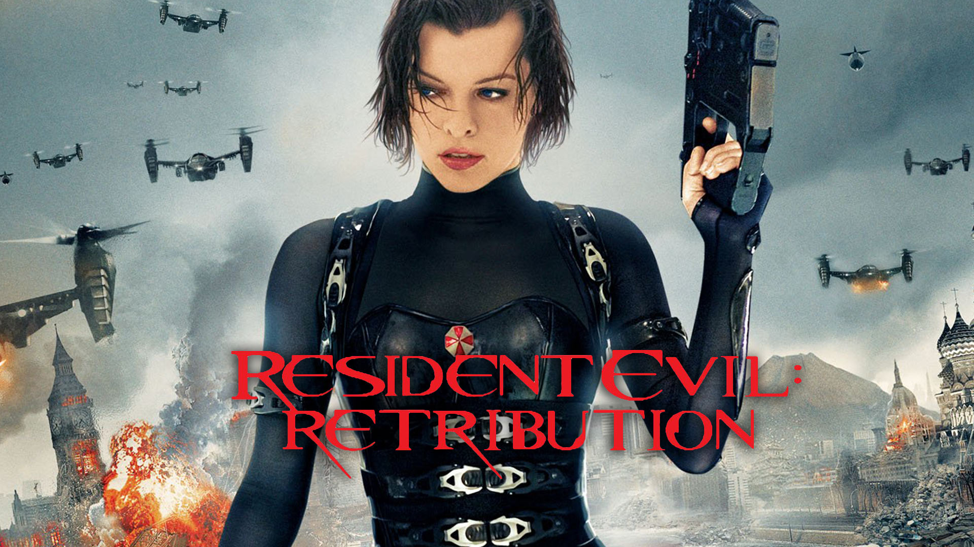 Amazon Com Watch Resident Evil Prime Video
