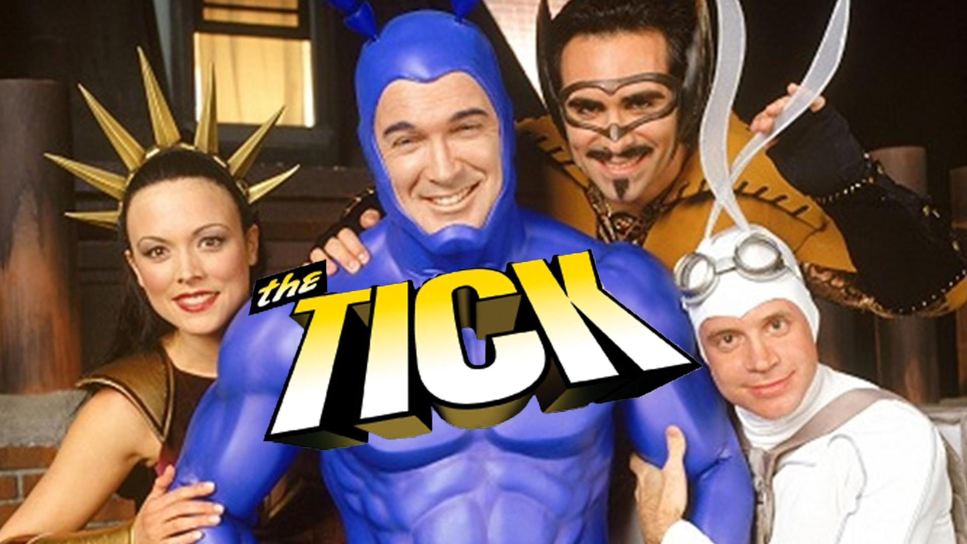 The Tick Season 1