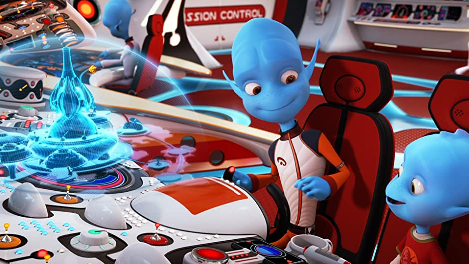 cartoon network escape from planet earth cartoon