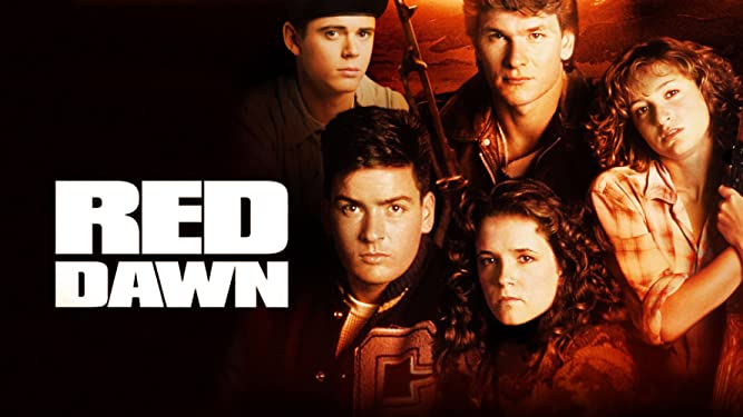 red dawn full movie free 123movies