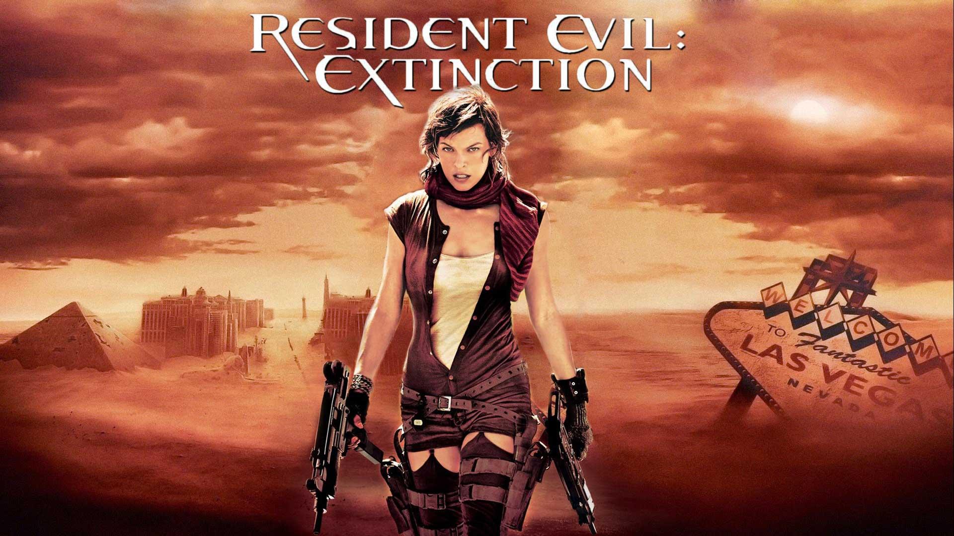resident evil retribution characters