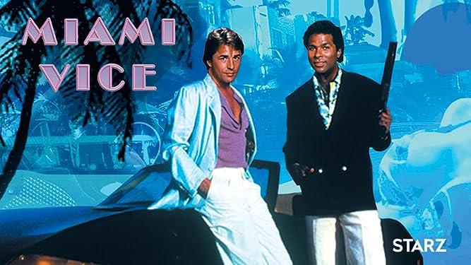 Miami Vice Season 4