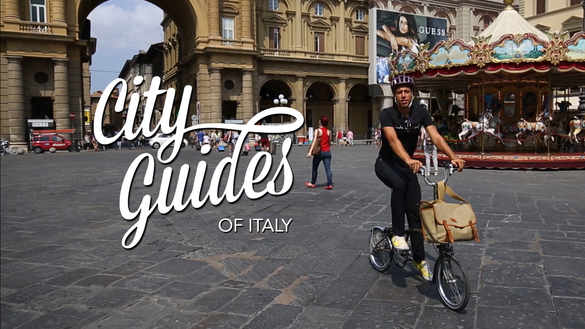 City Guides of Italy