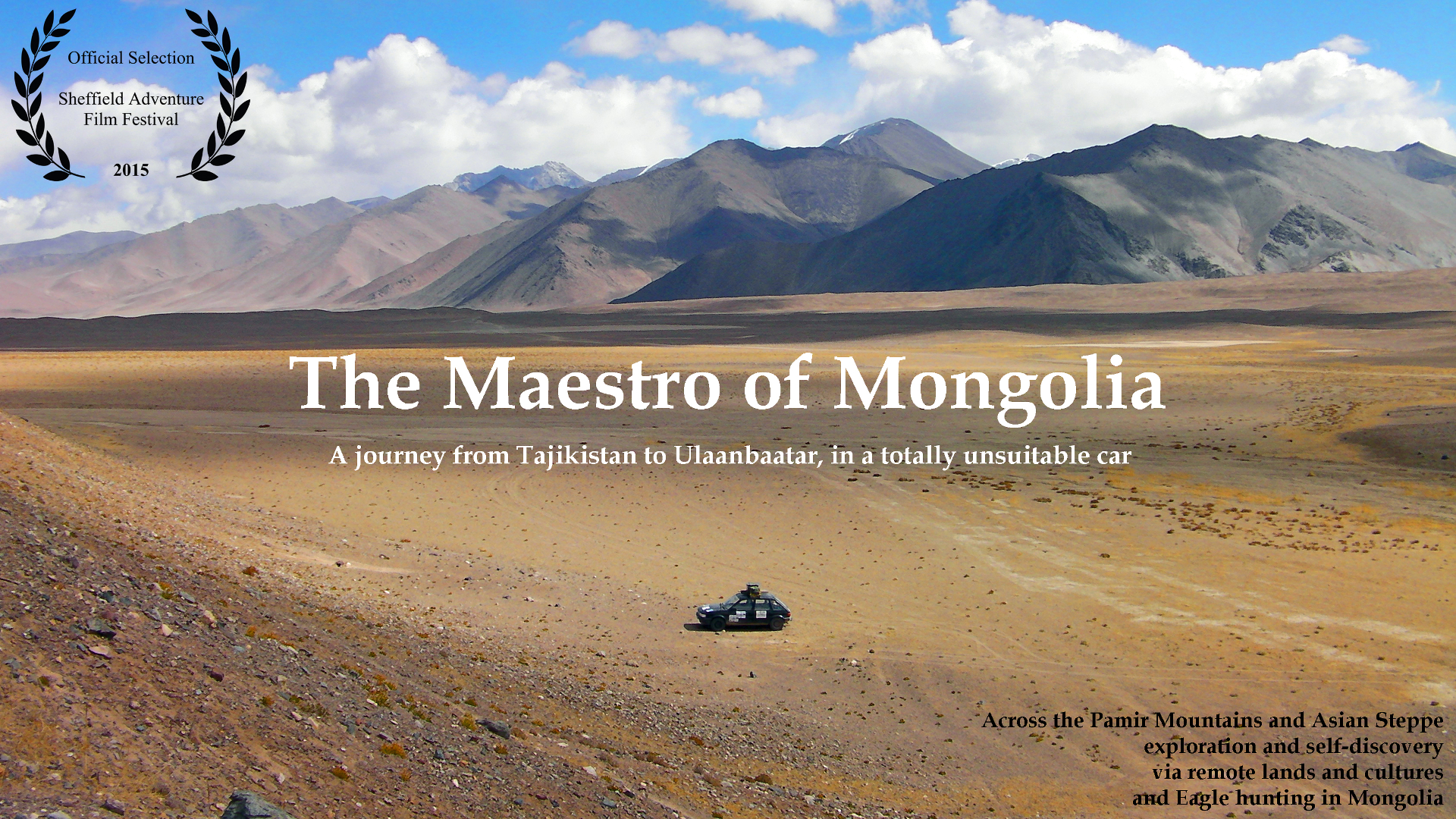 Watch Alone In Mongolia The World S First Solo Unsupported Crossing Of Mongolia On Foot Prime Video
