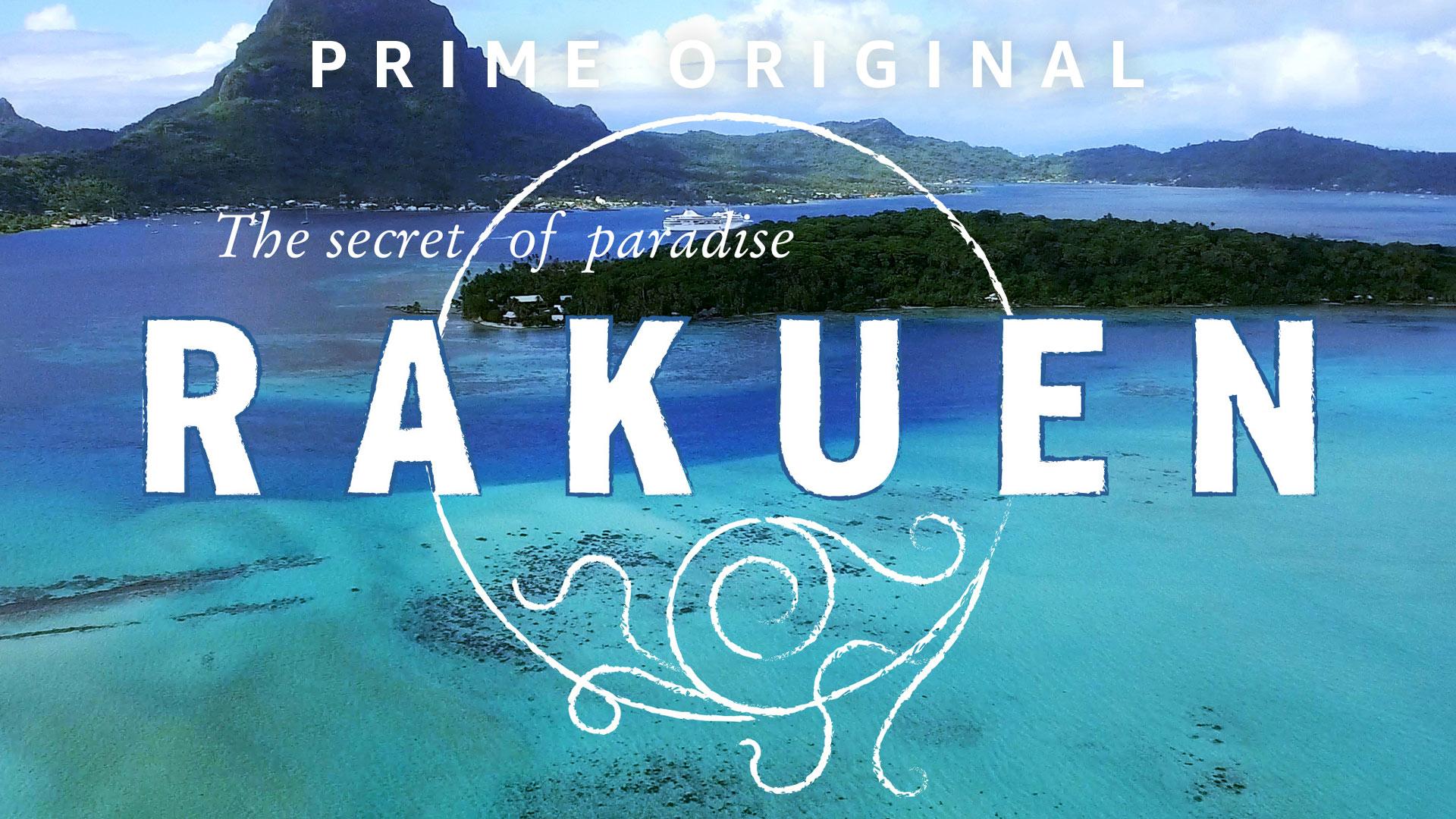 RAKUEN The Secret of Paradise (4K UHD)