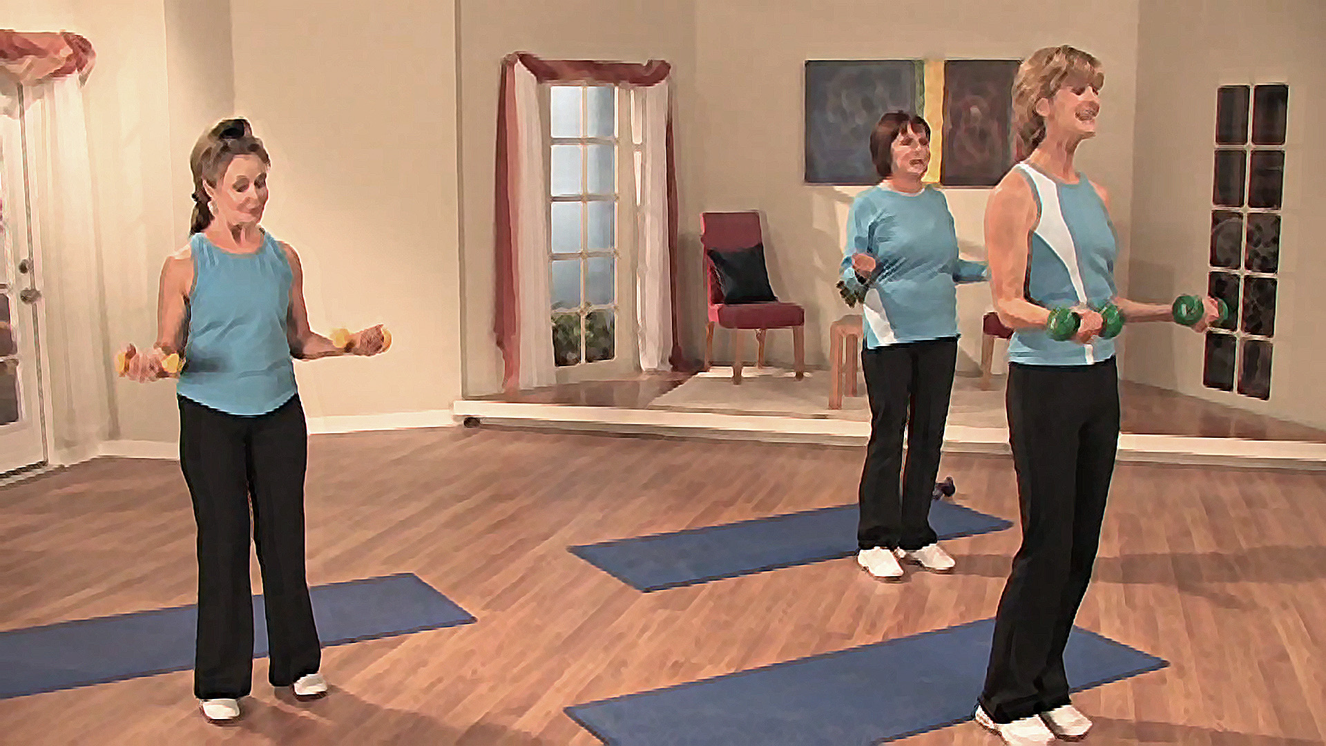 Watch Fit At Any Age Workout For Active Older Adults Seniors Prime Video