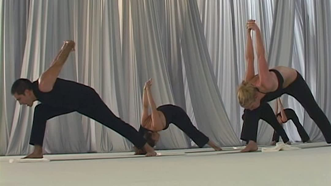 Watch Progressive Power Yoga Volume 3 with Mark Blanchard ...