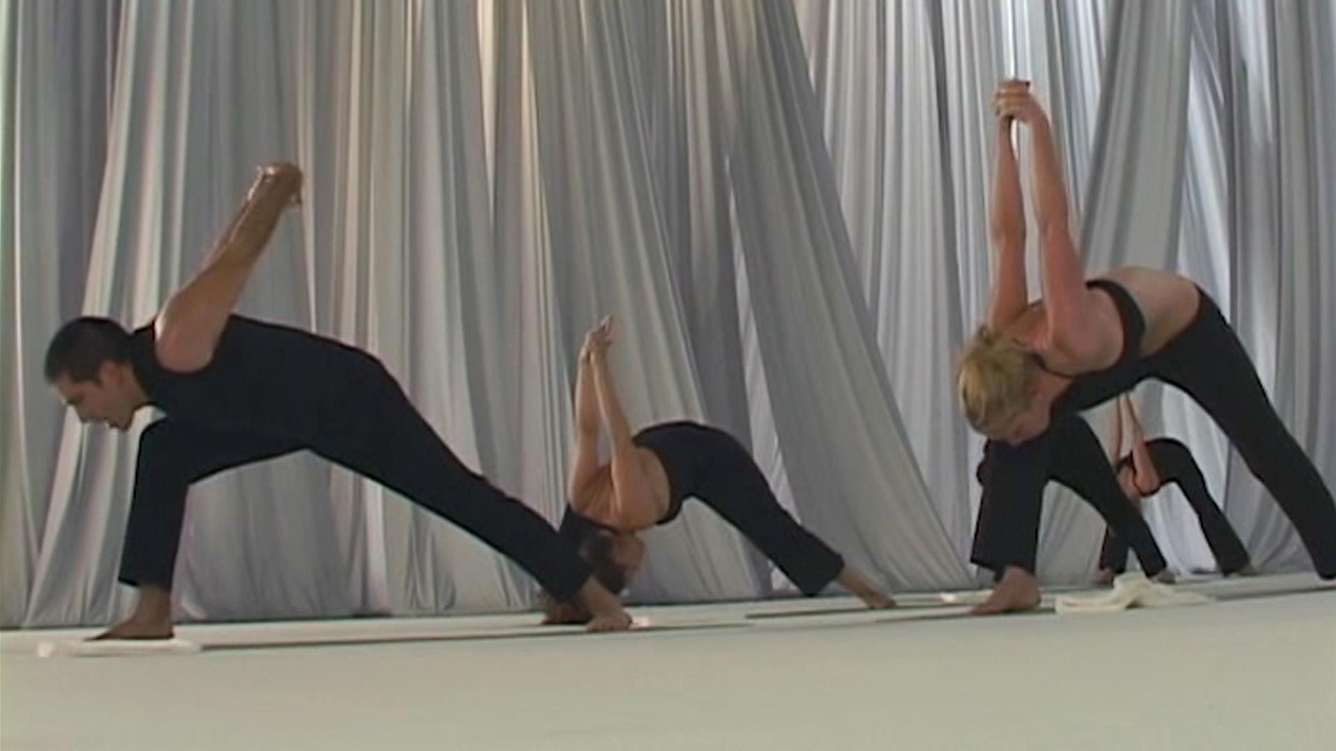 Watch Progressive Power Yoga Volume 1 with Mark Blanchard ...
