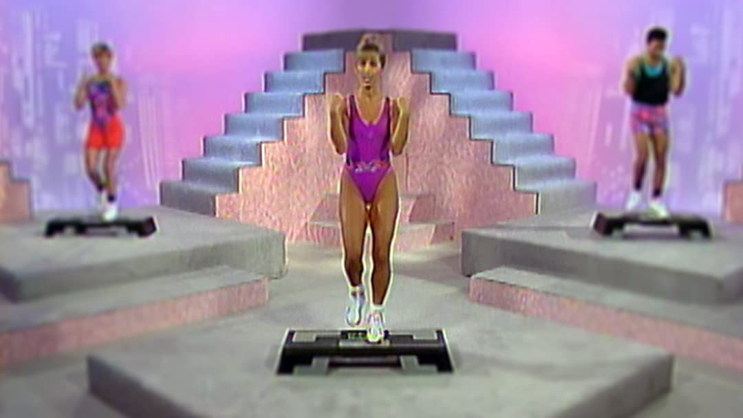 Watch Denise Austin Step Workout Prime Video