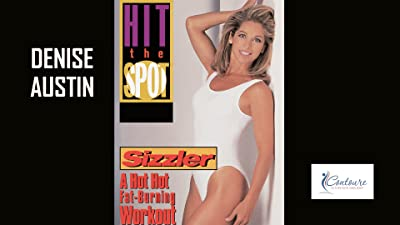 Denise Austin: Hit the Spot - Sizzler: A Hot Fat-Burning Workout