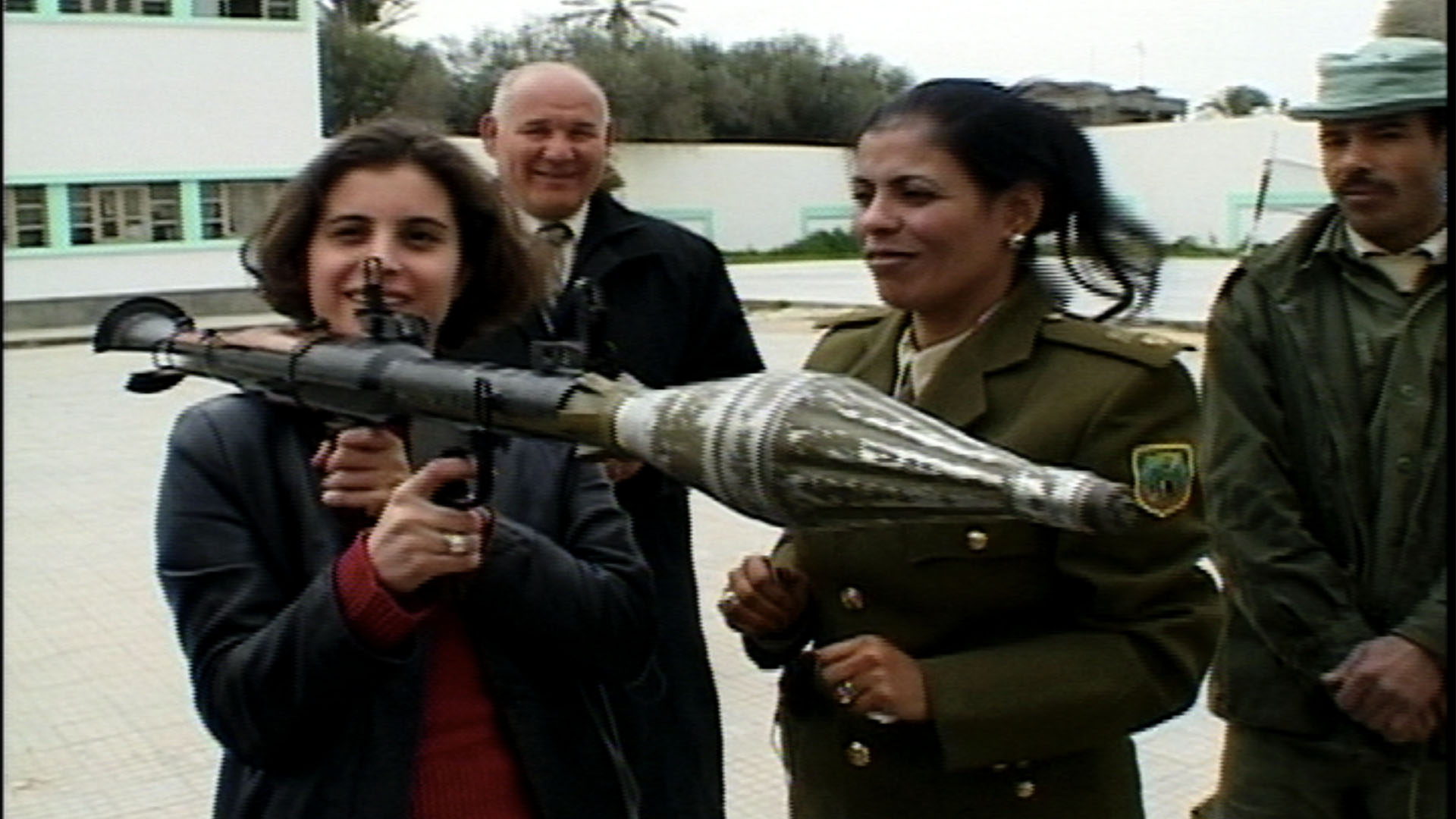 Watch Qaddafi's Female Bodyguards   Prime Video