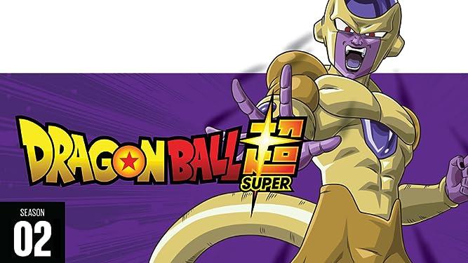 Watch Dragon Ball Super Season 2 Prime Video