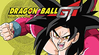 Dragon Ball GT, Season 1