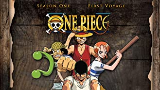 One Piece, Season 1, First Voyage