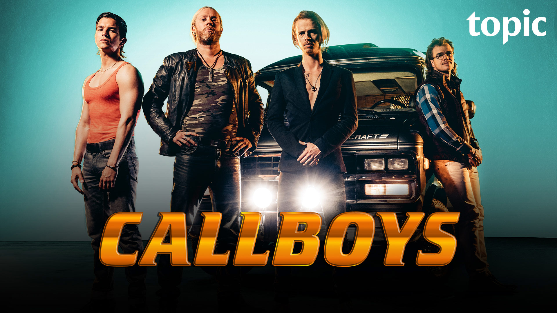Callboys Season 1