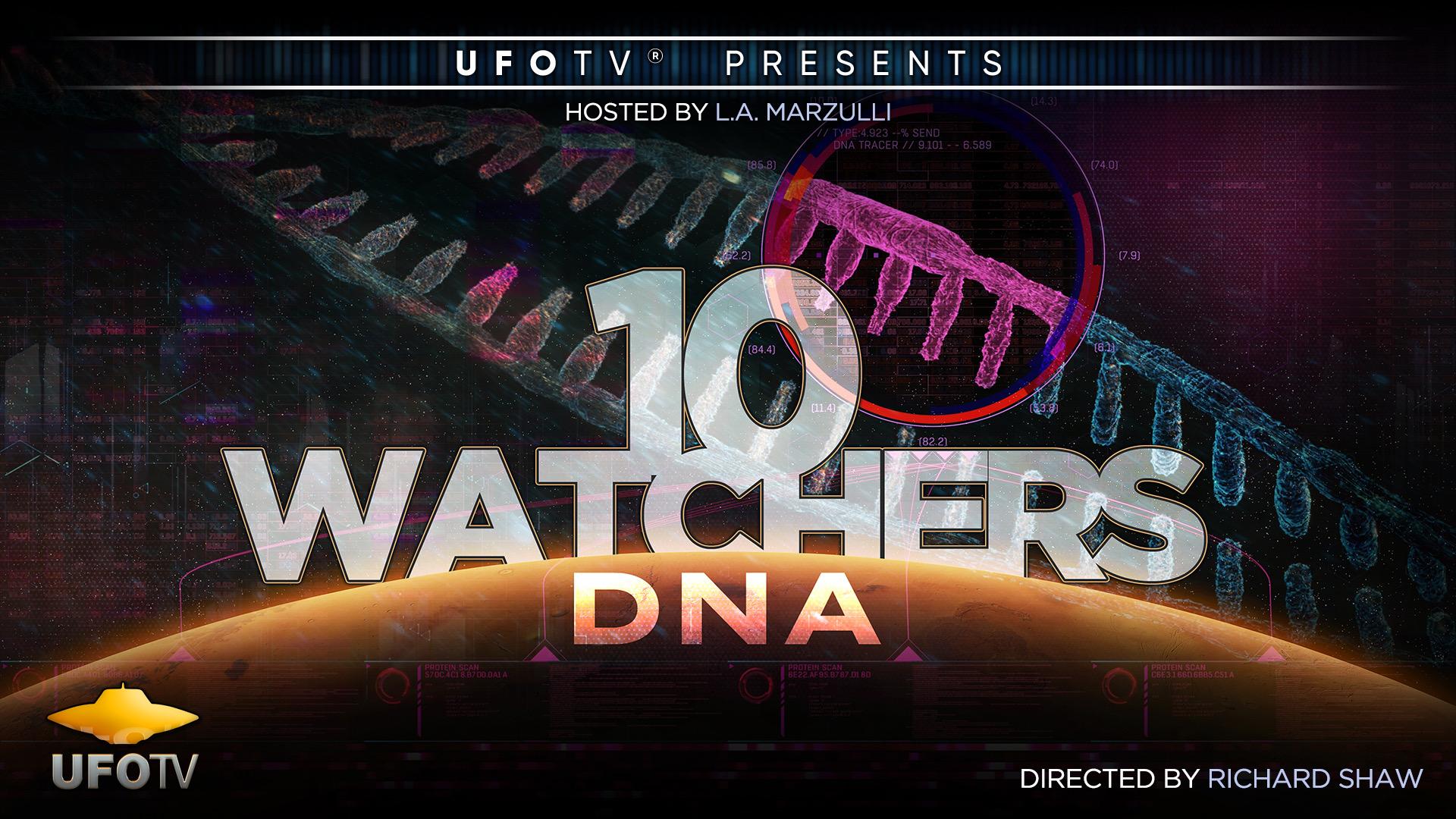 Watchers 10 - DNA