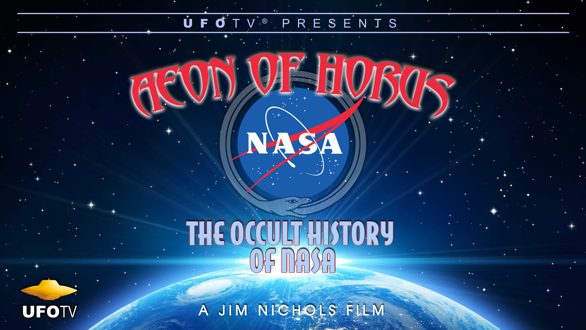 Aeon of Horus - The Occult History of NASA