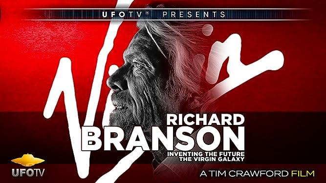 Richard Branson - Inventing The Future - Virgin Galactic