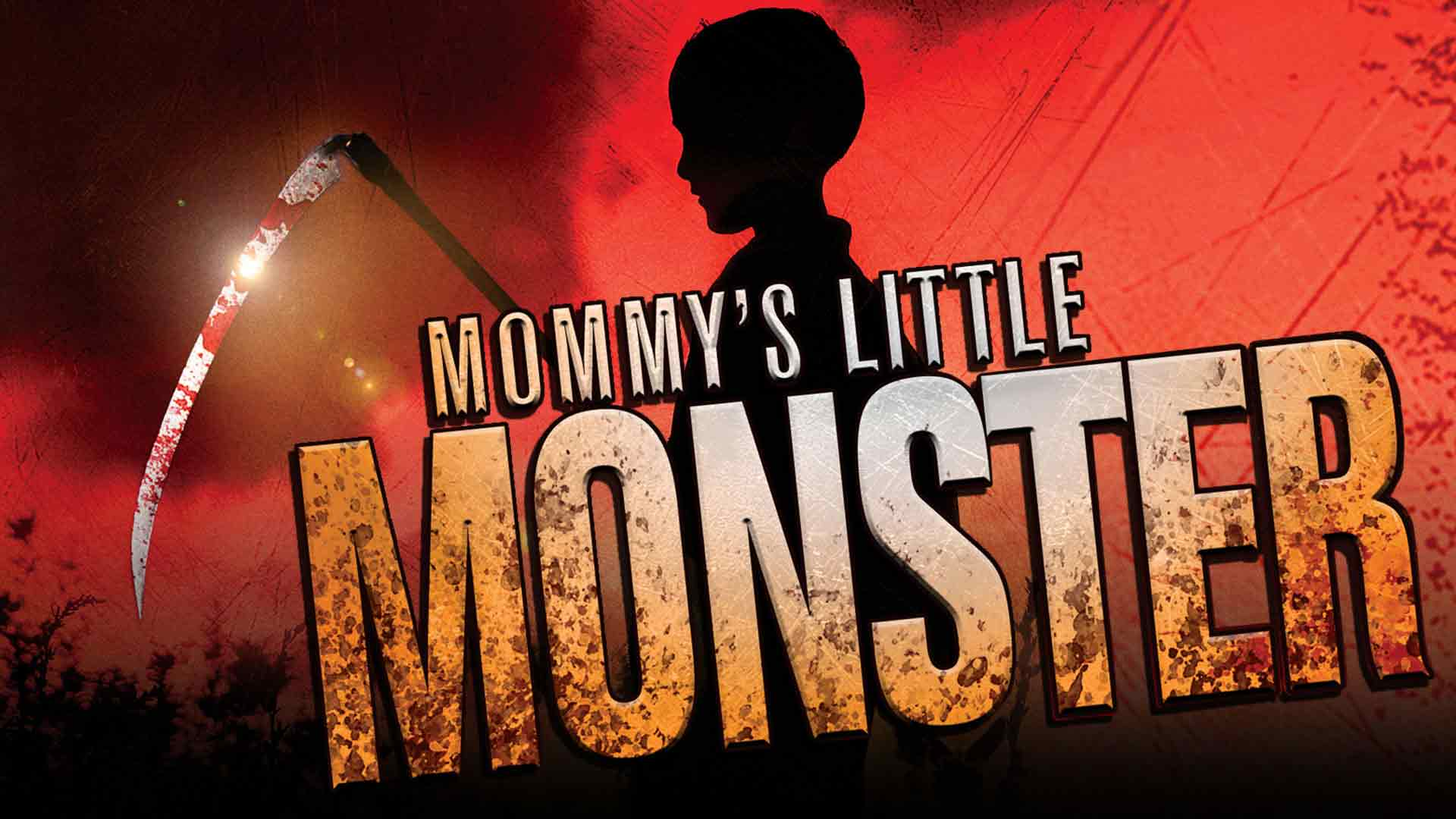 Mommy's Little Monster