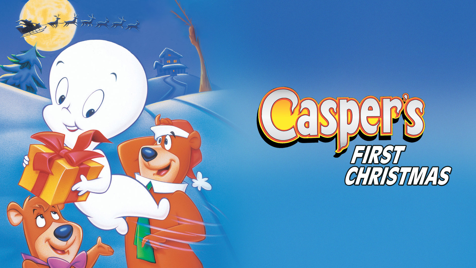 Caspers_haunted_christmasanne 28 online, free games to play