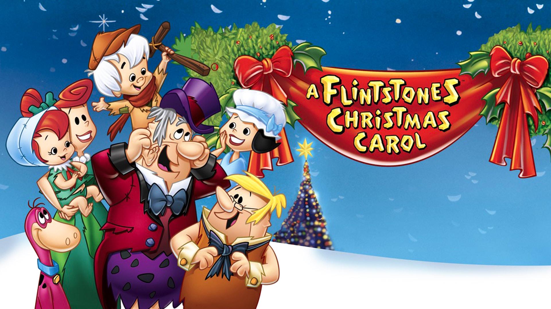 A Flintstone Christmas Carol