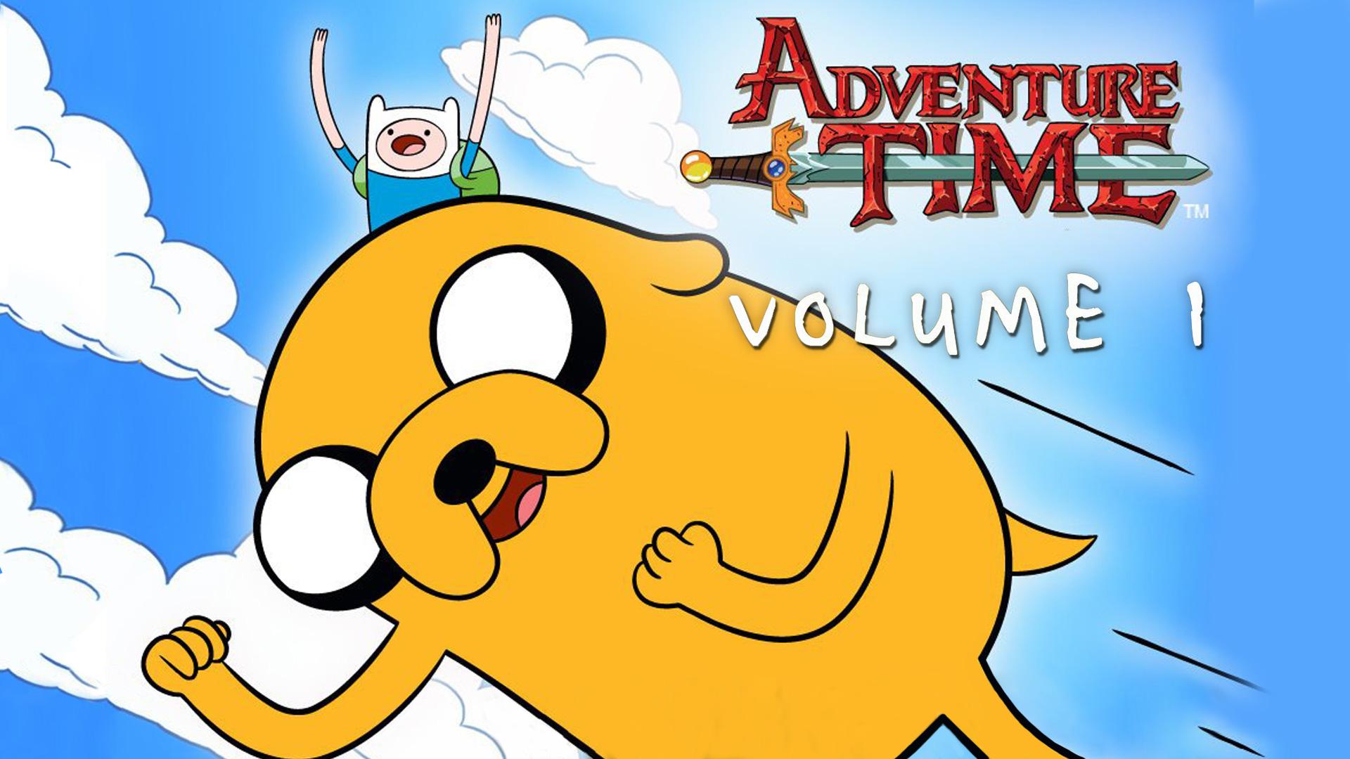 Adventure Time Volume 1