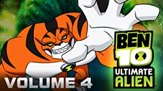 Ben 10: Ultimate Alien Season 4 (Classic)