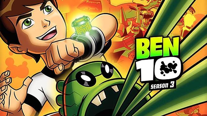 Amazon com: Ben 10 Season 1 (Classic): Amazon Digital