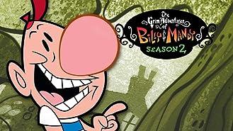 The Grim Adventures of Billy & Mandy Season 2