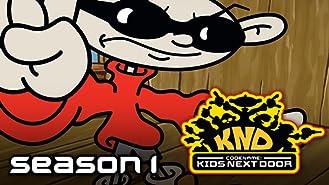 Codename: Kids Next Door Season 1