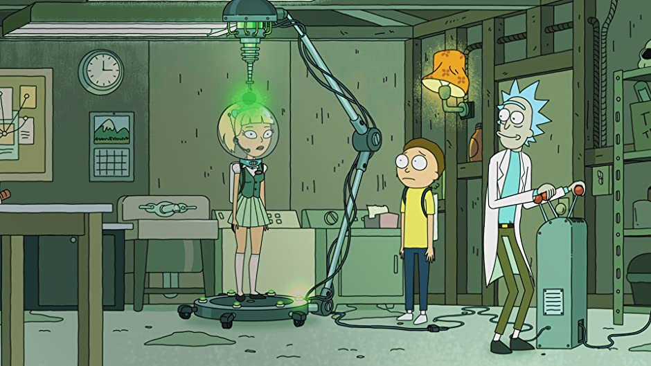 Amazon Rick And Morty Season 1 Amazon Digital Services Llc